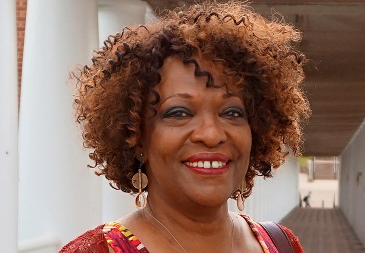 Rita Dove | Creative Writing Program
